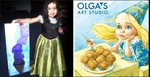 Introducing Olga's Art Studio of Edgewater (Bergen County):