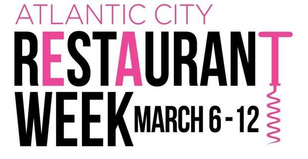 events atlantic city restaurant week