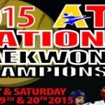 2015 Atu National Taekwondo Championship