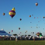 PNC Bank, Balloon Festival Encourage Students To Write About The American Flag