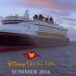 Finally a return of Disney Cruise Line to Port of New York!  Sailings start on October 2016.
