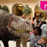 Dinosaur Day At The Newark Museum  - Saturday, May 2