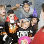 Trick-or-Treating with a Child with Special Need