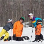 Organizing a winter snow sports play date from a mom's perspective