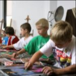 Summer Programs at the Visual Arts Center of New Jersey (located in Summit, NJ)