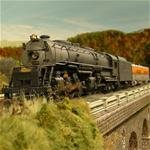 Annual Holiday Model Railroad Exhibit November 2015
