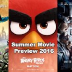 NJ Kids Movie Review: Summer Movie Preview May - June 2016 for Kids and Teens