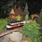 Holiday Light & Train Spectacular Displays