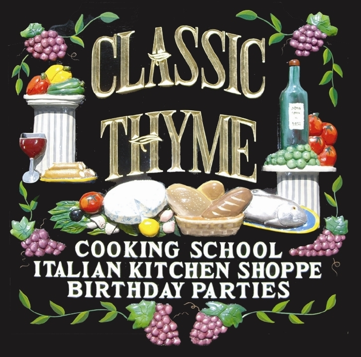 Classic Thyme Cooking School