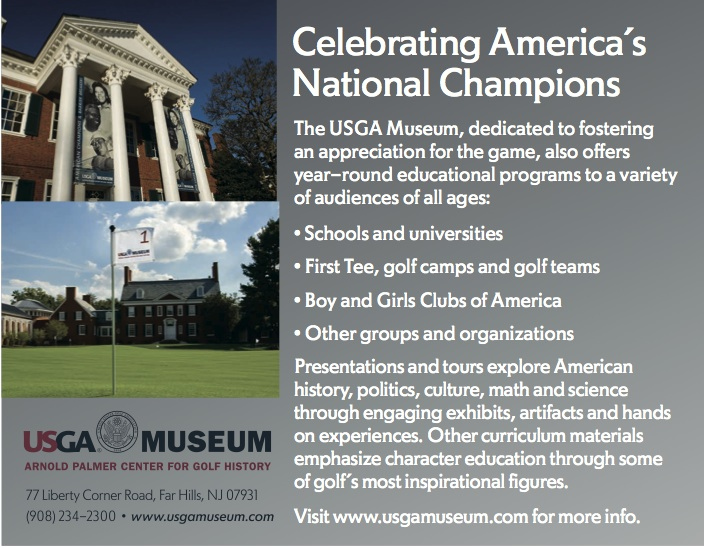 USGA Museum (Arnold Palmer Center for Golf History)