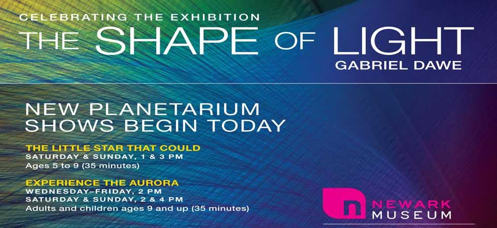 Newark Museum - The Shape of Light