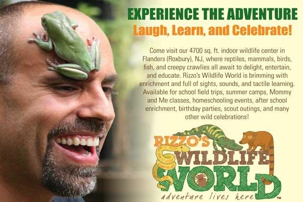 Rizzo's Wildlife World - Adventure Lives Here