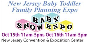 Join NJ Kids at Baby Show Expo Oct 15-16 at New Jersey Convention & Exposition Center