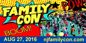 Join NJ Kids: The NJ Family Con at iPlay America August 27, 2016 12pm