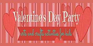 FREE-NJ Kids Valentine's Party at Paramus Park Mall, Thursday Feb 16, 11-1pm