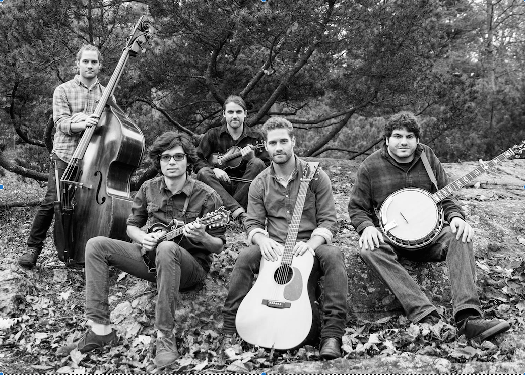 Macculloch Hall Historical Museum presents Summer Concerts in the Garden: The Lonely Heartstrings Band