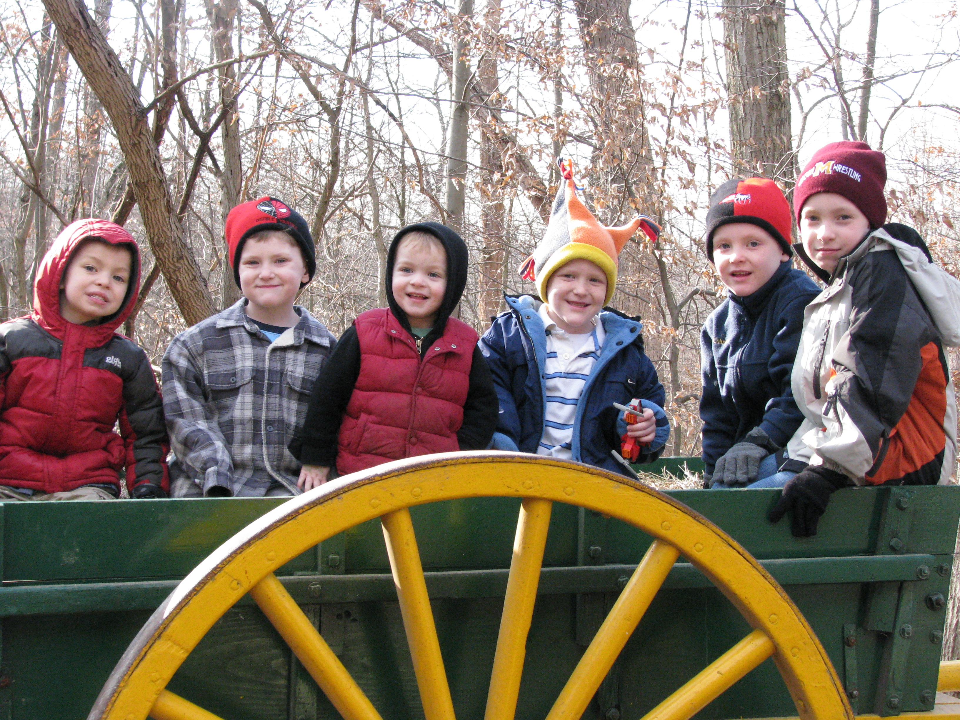 Maple Sugar FESTIVAL at the Great Swamp OEC
