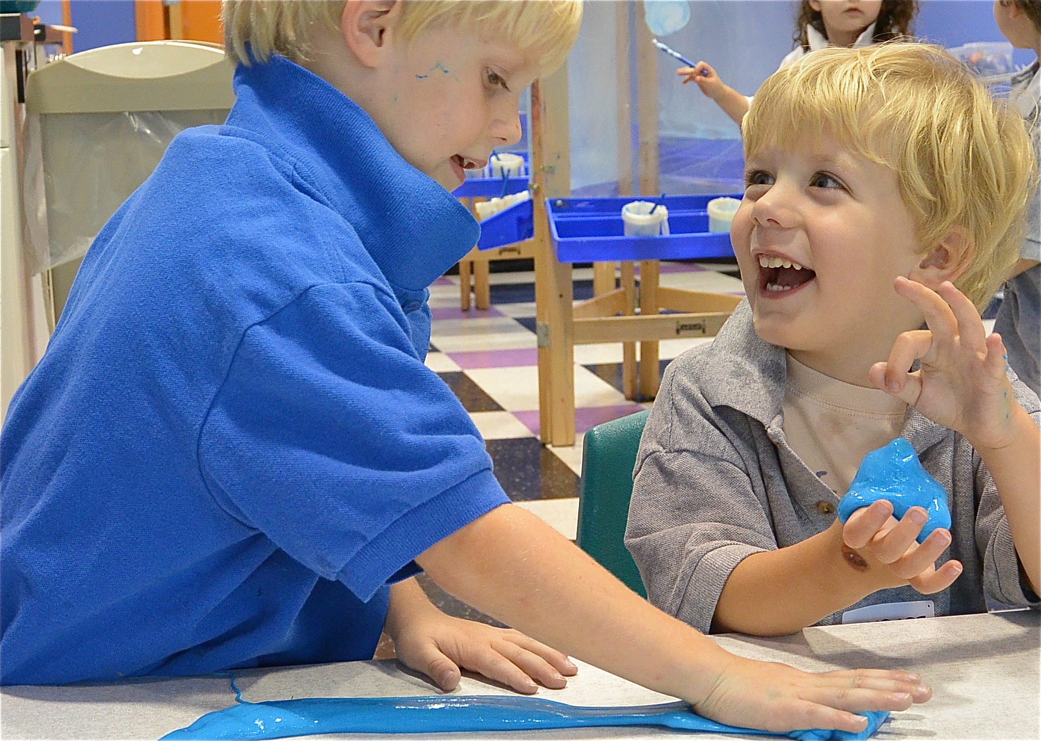 Drop In and Play at The Messy Artist