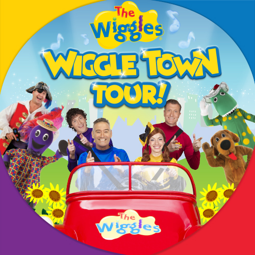 The Wiggles: Wiggle Town Tour at the Union County Performing Arts Center