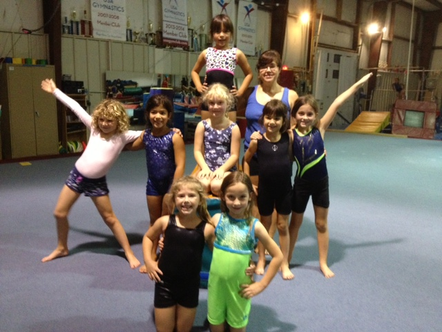 Open Gym Workout at CS Gymnastics