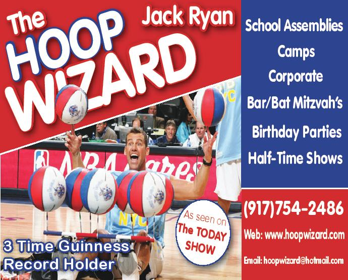 Hoop Wizard - Basketball Entertainer