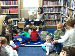 Playtime at Englewood Public Library