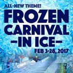 Frozen Carnival In Ice at Skylands Stadium