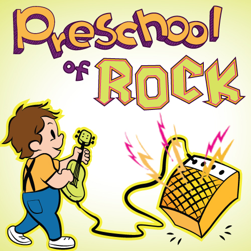 Preschool of Rock at the Jersey City Freedom & Fireworks Festival