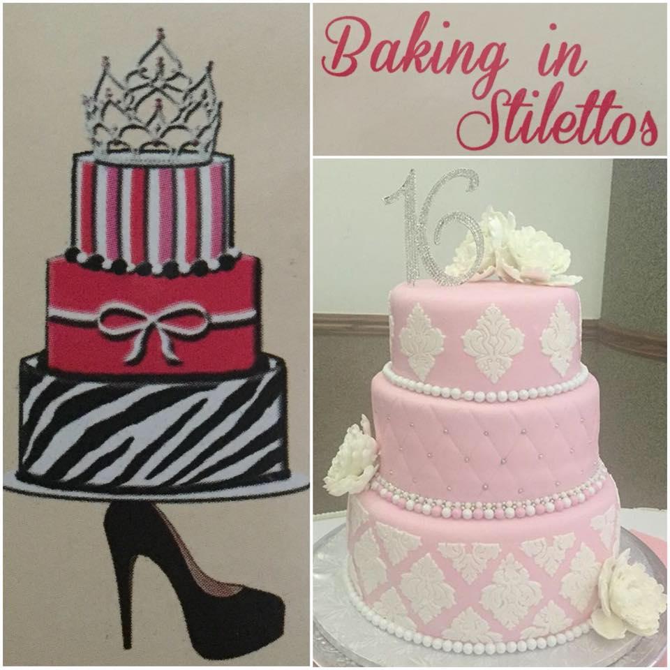 Baking in Stilettos