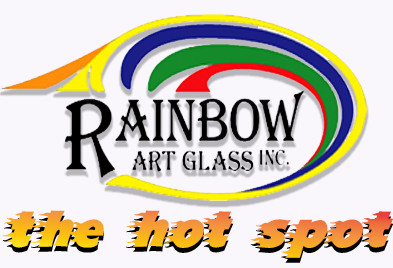 Rainbow Art Glass