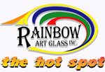 Rainbow Art Glass