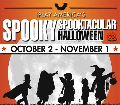 Spooky Spooktacular Halloween at iPlay America