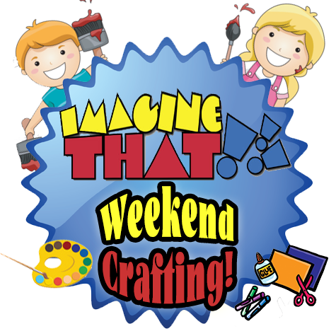 Weekend Crafting at Imagine That Museum