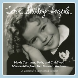 Love, Shirley Temple at the Morris Museum
