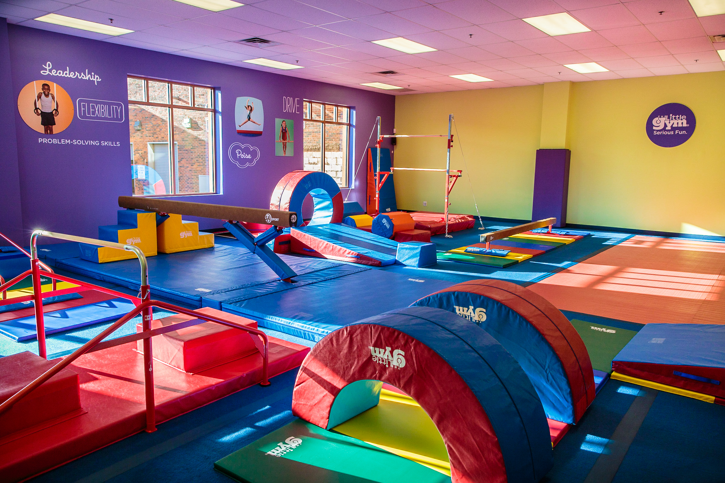 Holiday Camp At The Little Gym