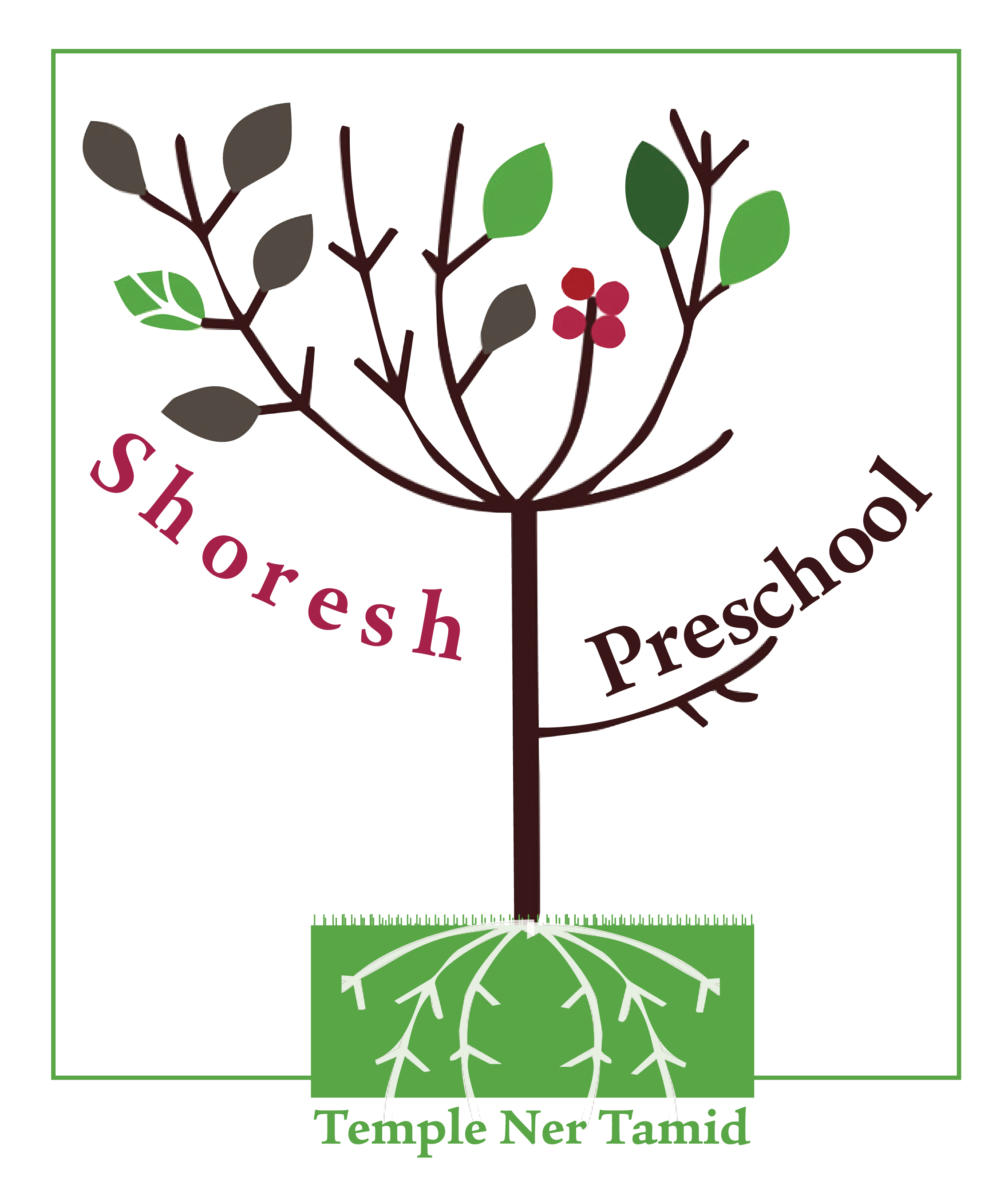 Shoresh Preschool at Temple Ner Tamid