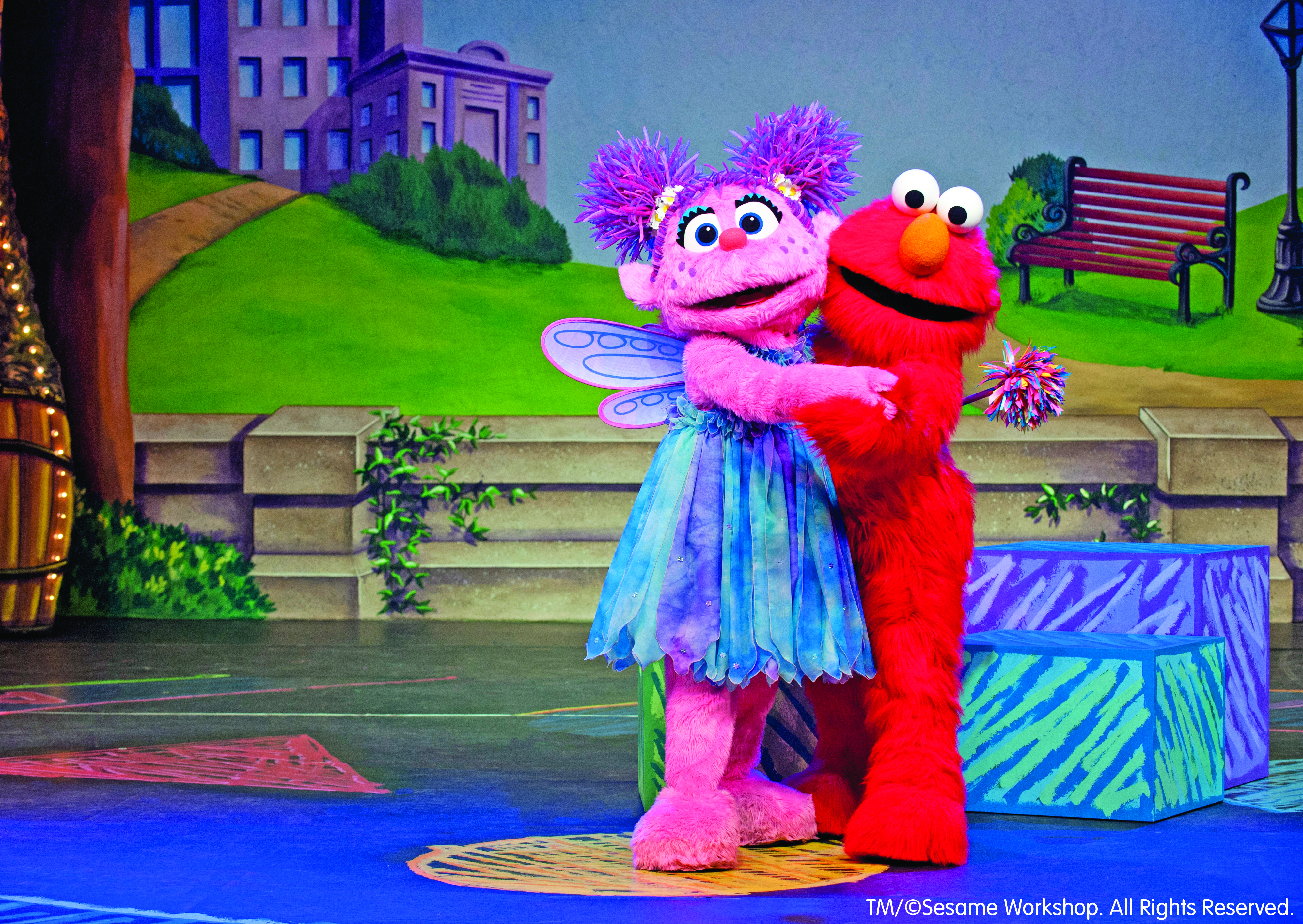 Sesame Street Live: Make A New Friend at The Theater at Madison Square Garden