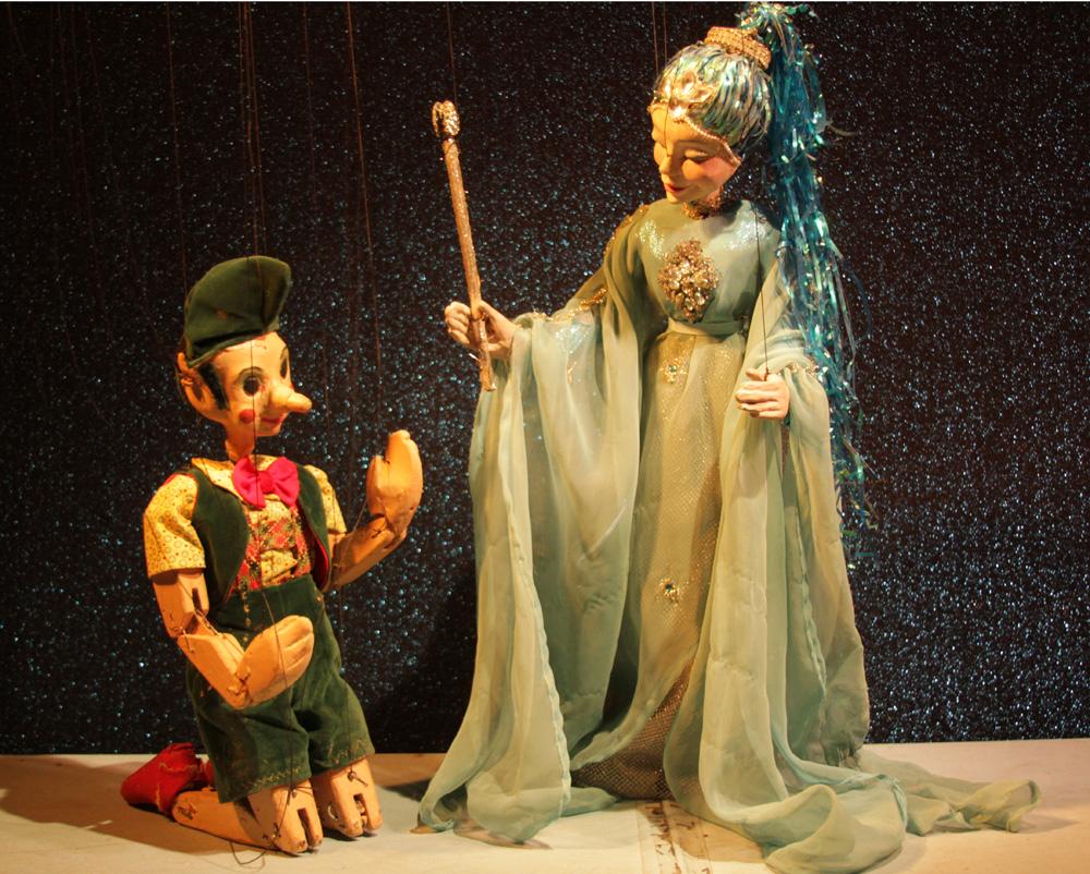 JCTC-KIDS: Pinocchio