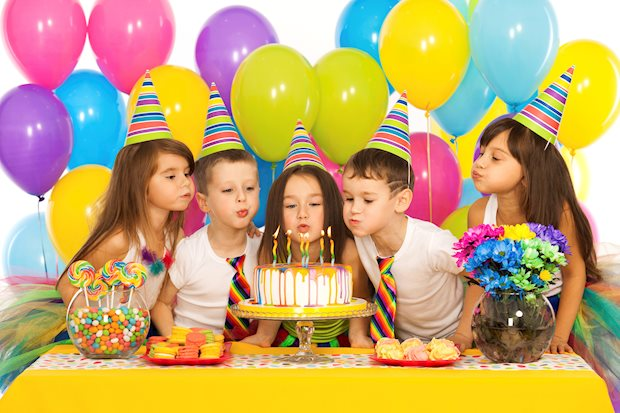 Special Introductory Offer – 20% off spectacular kids birthday parties at Kidoolo Play Club!