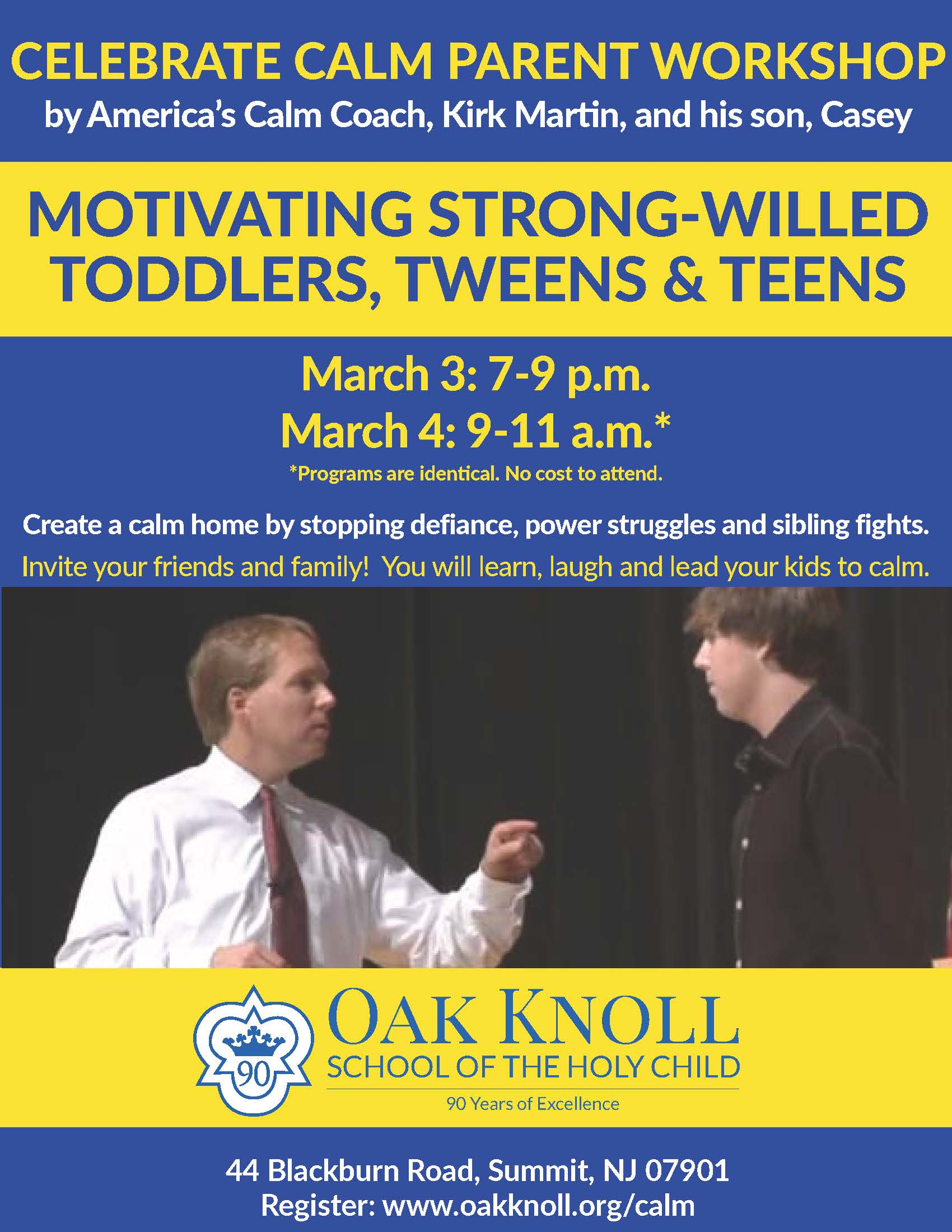 Parenting Series: Motivating Strong-willed Toddlers, Tweens And Teens
