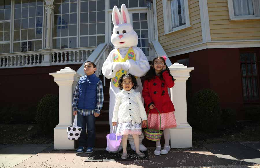 Annual Easter Egg Hunt at Liberty Hall