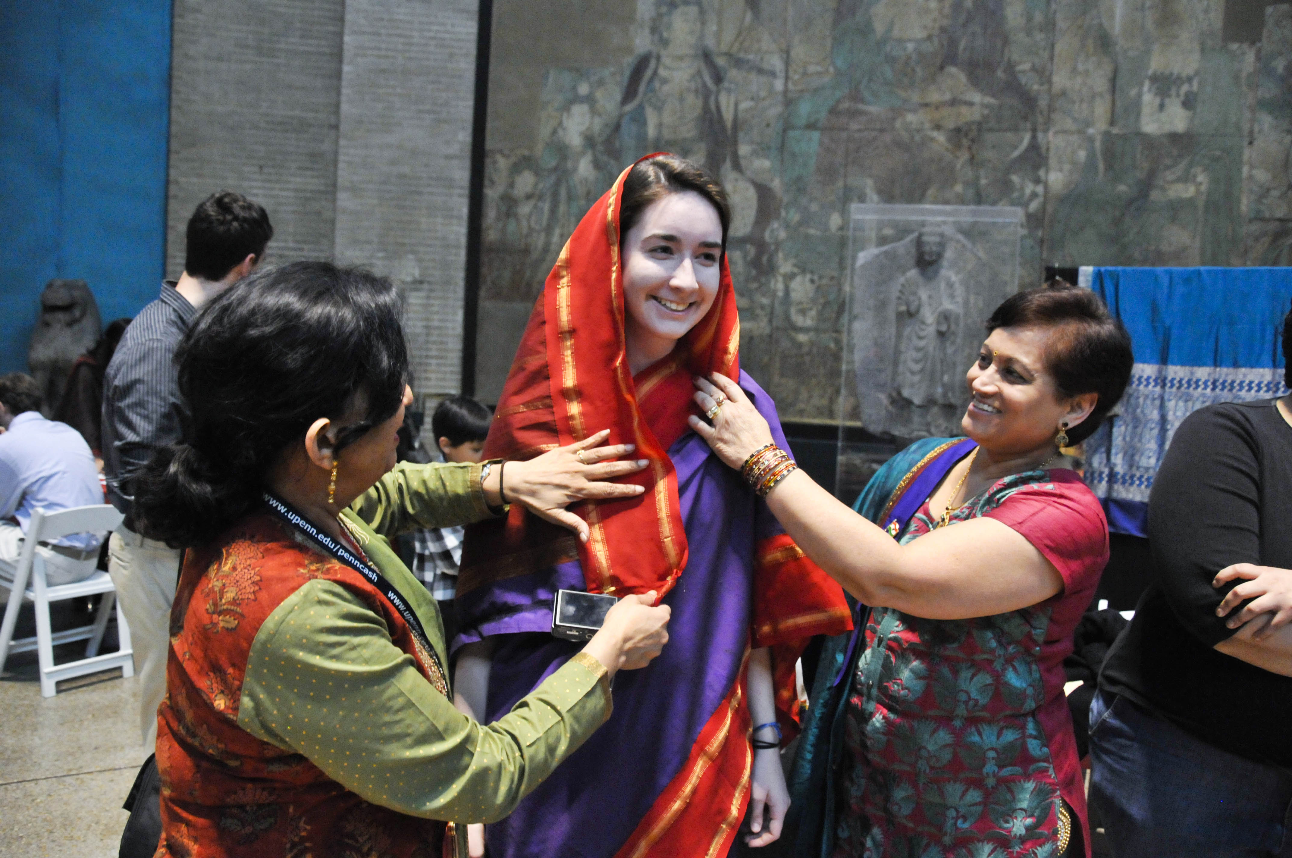 World Culture Series: Hello India! at Penn Museum