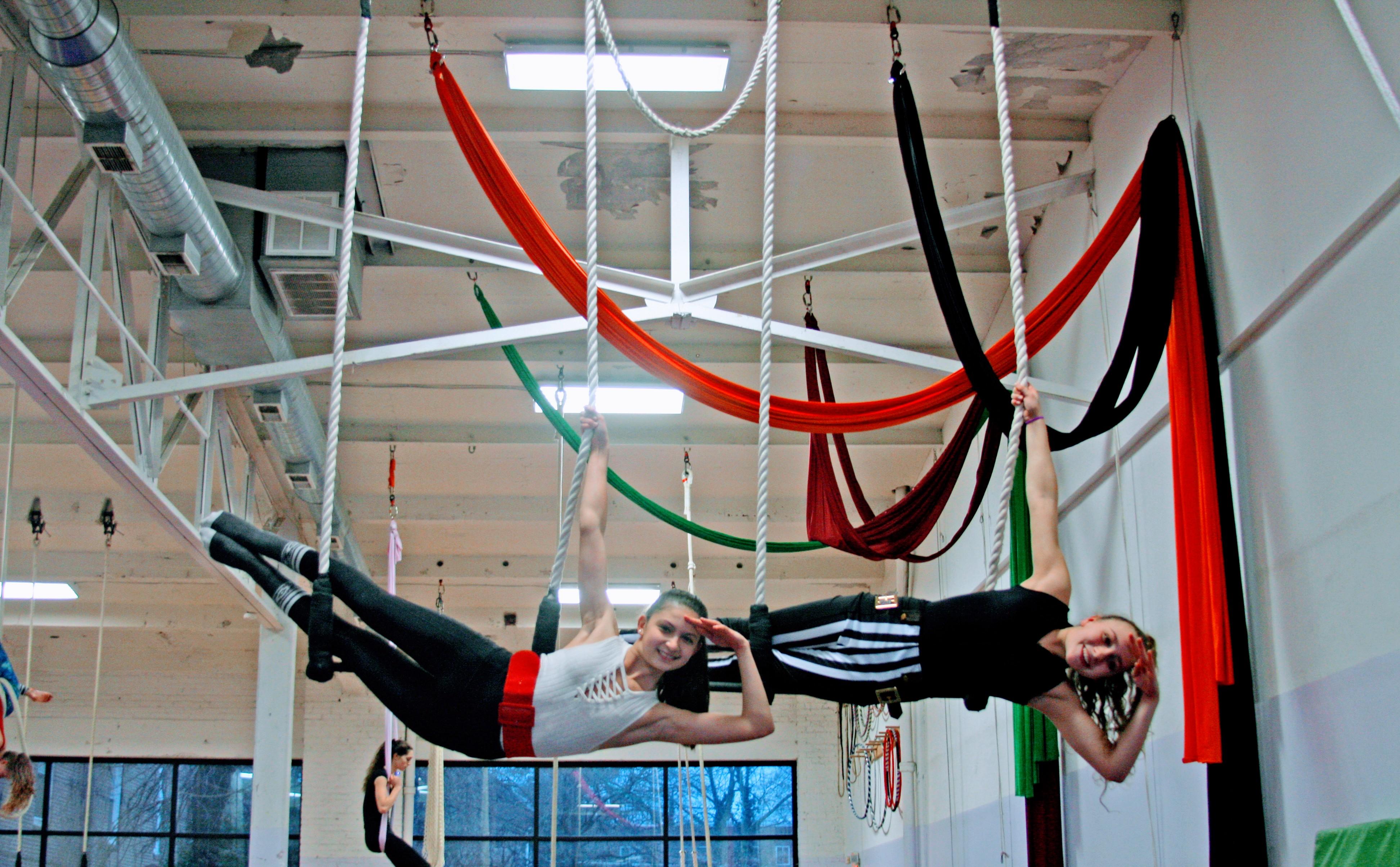 Neverland: Origins Youth Circus Soiree at Philadelphia School of Circus Arts