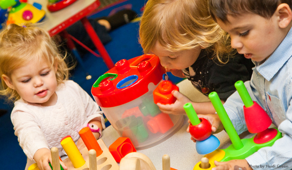 Free Trial Circle, Sing, Paint & Play (6 months - 3 Years)