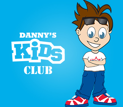 Danny iPlay's Junior Knighting Ceremony