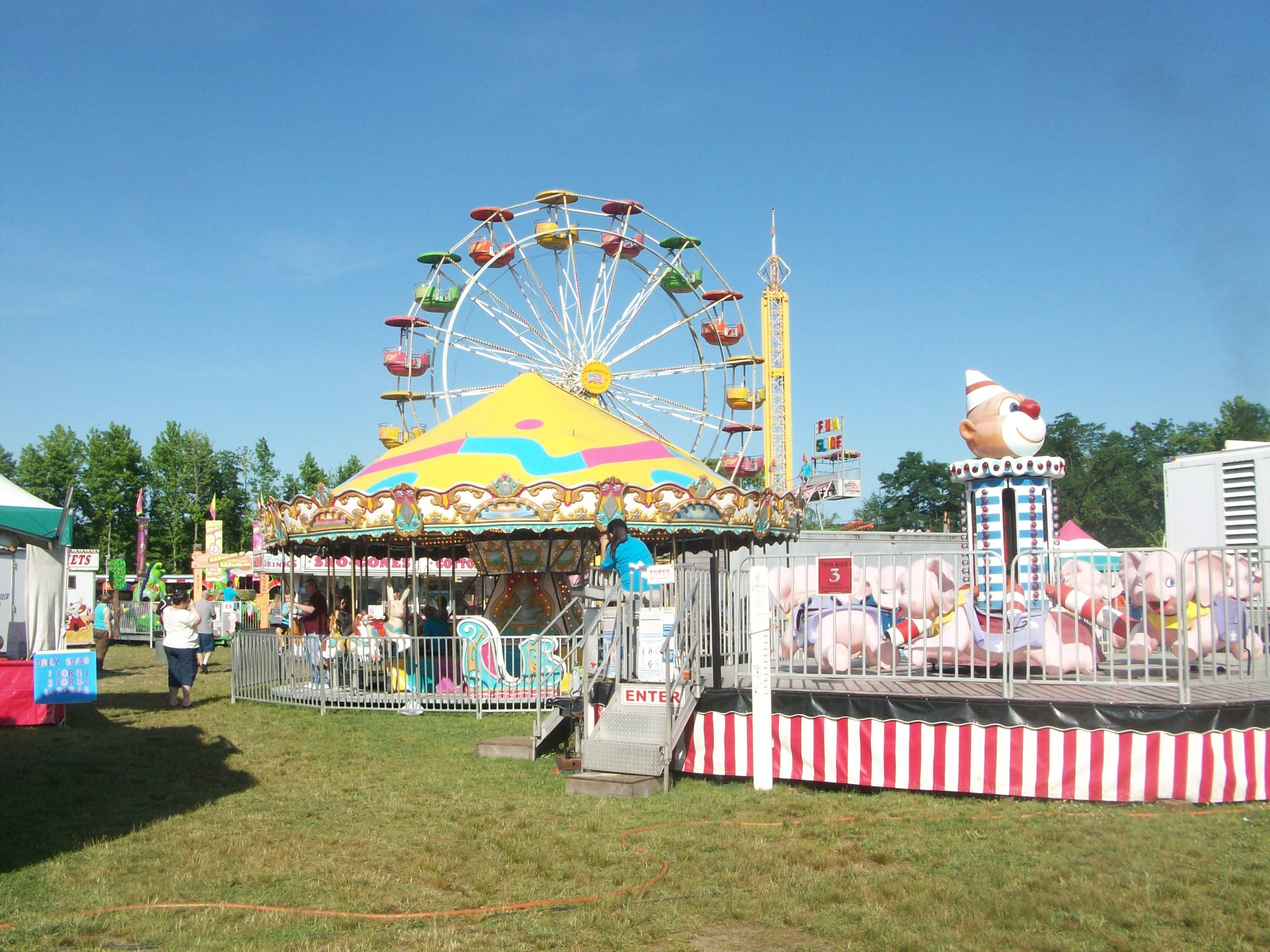 Atlantic Highlands Fireman's Fair