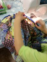 Sewing for Kids at Serenity by the Sea Belmar