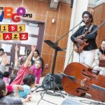 WBGO Kids Jazz Concert Big Drum,Small World