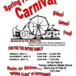 Annual Spring Fling Carnival