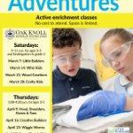 Free Class: Little Adventures at Oak Knoll  Green Thumb Club